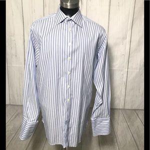 Burberry London Plaid button Shirt